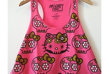 Hello Kitty / by Danielle Quales
