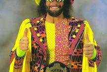 Old WWF & New WWE / by Dawn Hoig