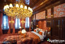 Coolest Hotel Rooms EVER / by Oyster