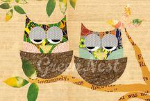 Birdies, Bees. and Butterflies / by Anne Bennett