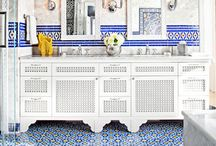 Bathrooms / by Pencil Shavings Studio
