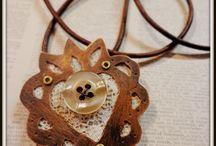 DIY: Jewelry Mixed-media / by Yvonne Davis