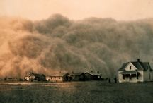 Dust Bowl / by Courtney Milleson