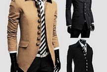 Mens Winter Coat Collection / Mens Winter Coat, Wool Coat, Over Coat, Latest Trendy Collection. / by Sneak Outfitters