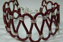 bracelets / by Kimberley Ann