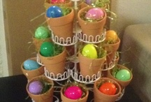 Easter decorations & food / by Loretta Brown