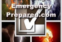 All Things Emergency Prepared / Being prepared for any emergency / by All Things Emergency Prepared