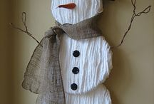 Sweet ideas for Holiday decor / by Karin Dow