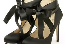 Footwear Fantasy / Where I have a shoe closet on Pinterest, not so much in real life. / by Aisha S