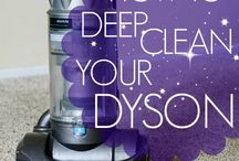 Cleaning tips & tricks / by Nikki Canter