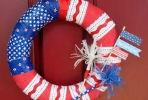 Made in America! / Crafting the Red, White, and Blue! / by Show Dog-Universal