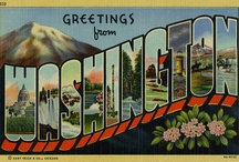 Vintage Postcards  / by Chanda Hill Britton