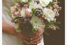 Wedding flowers / by Annie Bullman
