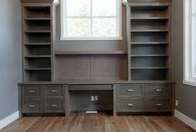 Home office / by Susie Schneider-Abood