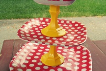 Party Ideas / by Tricia Sifford