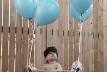 Lucas' 1st bday  / by Tyler Michelle