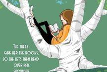 I love books / by Elizabeth Nielsen