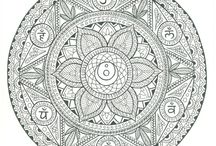 Crafts - Mandalas / by RocketDaisy