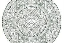 Crafts - Mandalas / by RocketDaisy