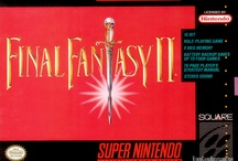 Classic Console RPGs / Some of my favorite classic role playing videogames. / by Brian Glick