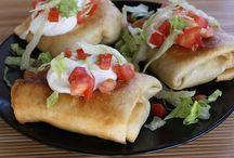 Recipes / Food I like. / by Josie Keller