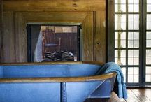 Fireplaces and Built-ins / by Paula Hanifen