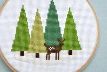 Cross stitch / by Rachelle Fleetwood