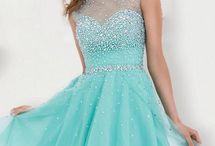 Jocelyn's quince dress / by Crystal Mendoza