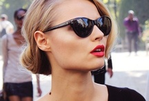 stylish sunnies / by Maggie Philbin @ Mag's Rags to Riches