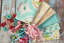 Fabric I Love / by The Cottage Mama - {Lindsay Wilkes}