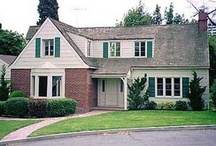 TV Famous Homes / by Nat Ellena