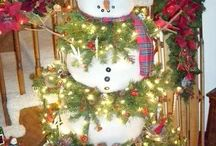I Love Christmas Decor / Christmas is a year round thing for me, collecting ideas, pics that inspire. Please pin my pieces of the holiday... share with the world! / by Dee Blucher