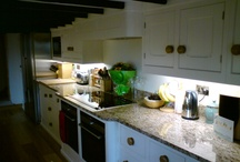 Project published in Beautiful Kitchens 2011 / by Cris Sega Designs