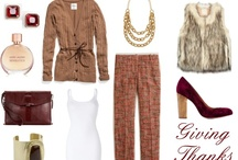 What I'll be wearing / by Ellie Wright
