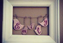 Nina Beana's room! / by Katy Nall