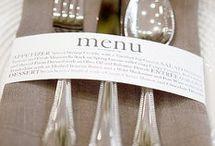Dinner Table Ideas / by Kristi Todd