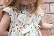 Kid clothes / by Karin Jordan {Leigh Laurel Studios}