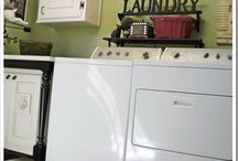 Laundry room / by Diana Frazier