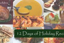 "PoconoMtns 12 Days of Holiday Recipes / This season, we're getting into the holiday spirit by sharing our favorite holiday recipes from the #PoconoMtns! We'll feature 12 Days of Holiday Recipes from restaurants & resorts throughout the region, Nov. 18 through Dec. 20!   This contest has ended! CHANCE TO WIN! Repin any 5 recipes from this board on to your own board titled ""Pocono Mountains Holiday Recipes,"" for a chance to win dinner for 2 at Moya Restaurant & a gift certificate to Mountain View Vineyard.  / by Pocono Mountains"