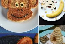 fun food~lots for kids / by Carole Ann Spear