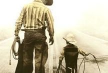 Cowboys  / by Gerry Golia