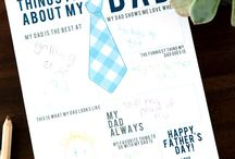 Father's Day / by Handmade Mood
