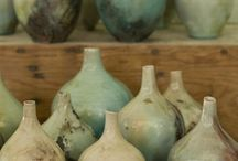 Pottery, Porcelain & Ceramics / by Mary P Brown