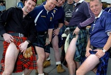 """Men in Kilts / """"I don't know where you been, lad, but I see you won first prize"""" / by jdynbttn :)"""