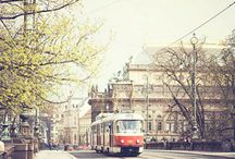 places / by Paulina Wośko