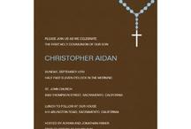 Aiden's 1st Communion / by Liz Avelar