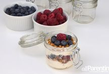 Mason jar meals. / by Sarah Ashley