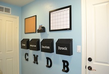 Office Space / Office decorations and organization. / by Valerie Plowman