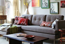 Living room / by Laura Burley
