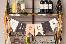 Party Planning / by Abby Pettifer